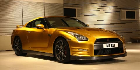 Nissan GT-R Bolt: champion sprinter to design special edition Godzilla