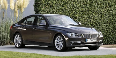 2012 BMW 3 Series set to keep BMW in the lead