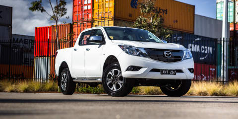 2017 Mazda BT-50 XTR dual-cab review