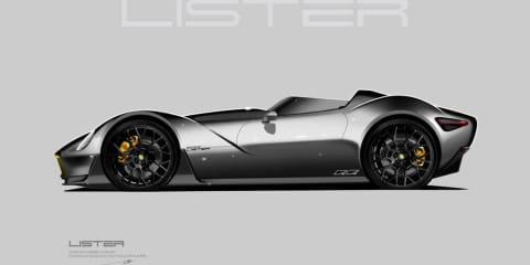 Lister Knobbly concept teased
