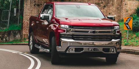 2020 Chevrolet Silverado 1500 LTZ review