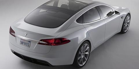 Tesla Model S electric car?