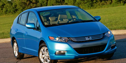 Honda plug-in hybrid for Japan and US in 2012, Insight to Australia in Q4 2010