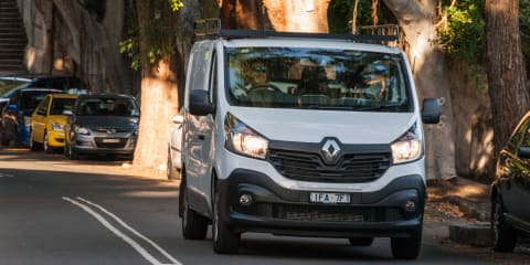 2016 Renault Trafic Review: Long-term report three