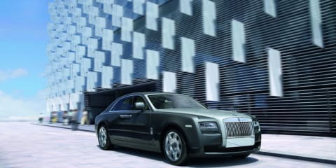 Rolls-Royce Ghost - full details