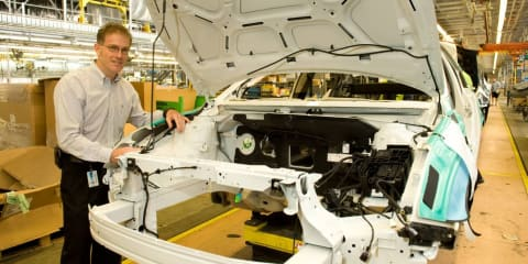 2011 Holden Cruze Series II production a milestone for the Australian automotive industry