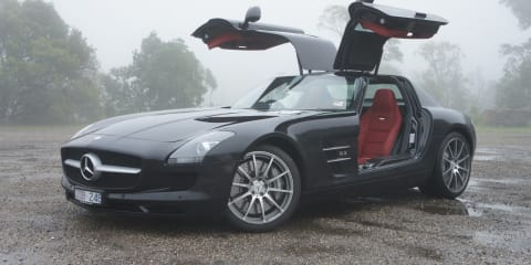 2011-14 Mercedes-Benz SLS added to Takata recall