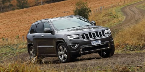 2014 Jeep Grand Cherokee recalled over turn signal problem