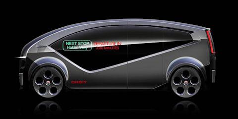 Fisker Orbit: Autonomous bus confirmed for 2018