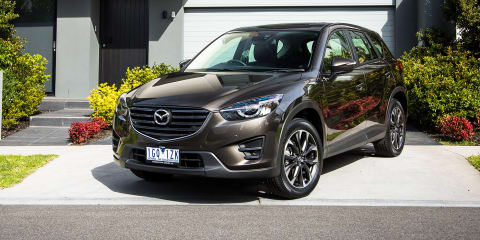 2014-2015 Mazda CX-5 recalled for lighting fix