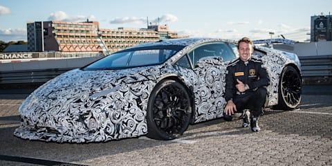 Lamborghini Huracan Performante claims Nurburgring lap record - video