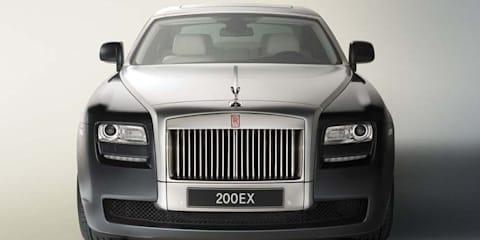 Rolls-Royce 200EX - 2009 Geneva Motorshow