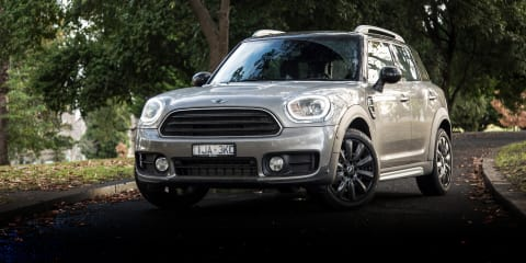 2018 Mini Countryman D review