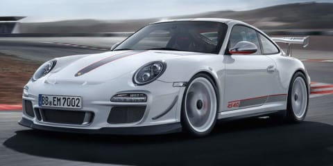 UPDATE: 2011 Porsche 911 GT3 RS 4.0 images and video revealed