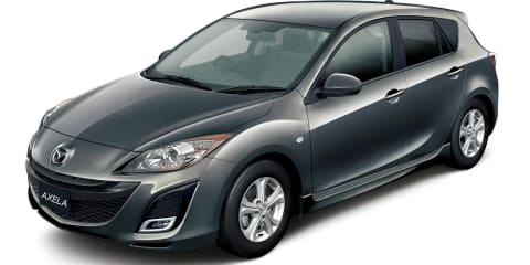 Mazda3 90th Anniversary model goes on sale in Japan