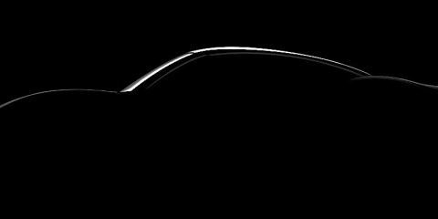 Spyker B6 sports car concept teased