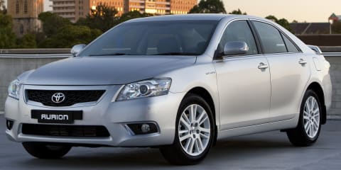 Toyota Aurion Touring SE is extra special