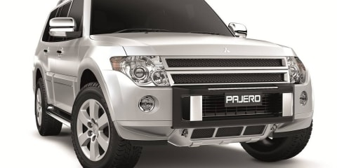2011 Mitsubishi Pajero RX on sale in Australia