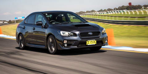 2016 Subaru WRX Review:: Sandown Raceway weekender