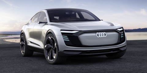Audi e-tron Sportback concept launched, previews production EV due 2019