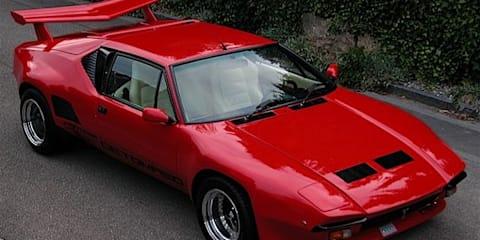 De Tomaso Pantera GT5-S – 1985 Supercar