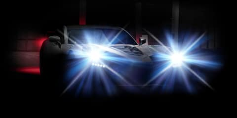 Ginetta road-going supercar teased