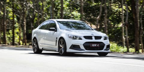 2016 HSV Clubsport R8 LSA Review