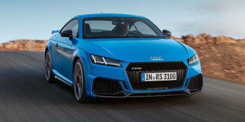 2019 Audi TT RS revealed, here Q4 2019