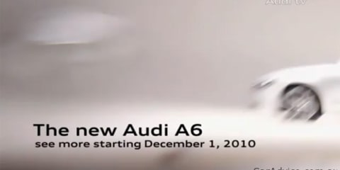 Video: 2012 Audi A6 appears in blurry clip