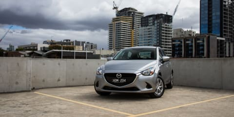 2015 Mazda 2 Neo Review
