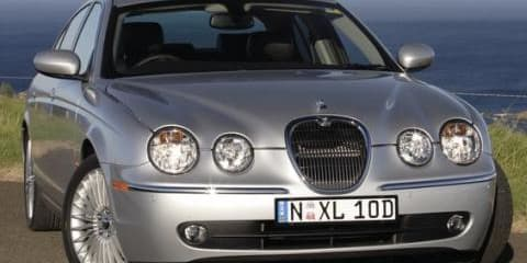 Jaguar S Type XJ diesel particulate filter recall