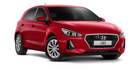 Hyundai i30 sales 'not as strong' as expected, Go variant to help