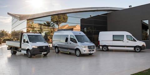 2018 Mercedes-Benz Sprinter revealed, here in Q4 - UPDATE