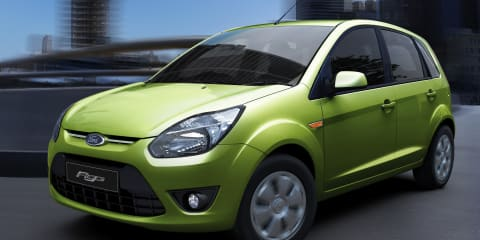 Ford Figo launching in India by March