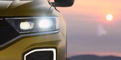 2018 Volkswagen T-Roc design teased ahead of August debut - video