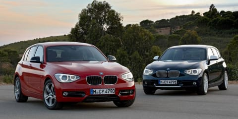 2012 BMW 1 Series coming to Australia in Q4 this year