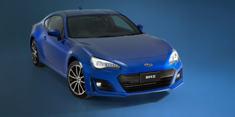 2017 Subaru BRZ revealed, Australian launch in November