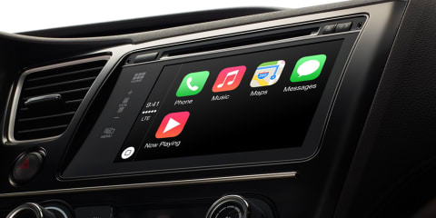 Wireless Apple CarPlay coming with iOS 8.3 update - report