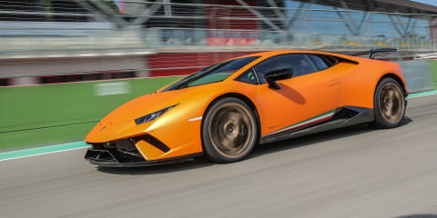 Lamborghini Huracan Review Specification Price Caradvice