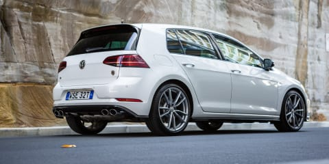 Around the Tracks: Badging, hot Golfs and funky city cars