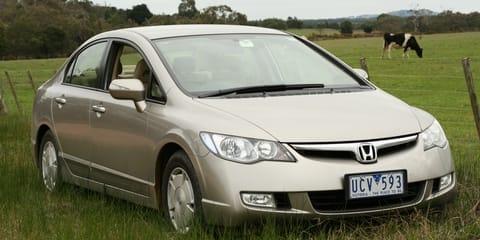 Honda recalls 17,000 Civics