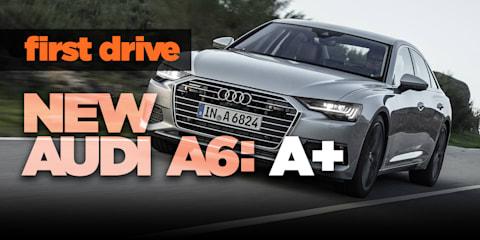 2019 Audi A6 review