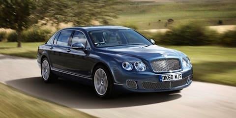 Bentley confirms future plug-in hybrid model