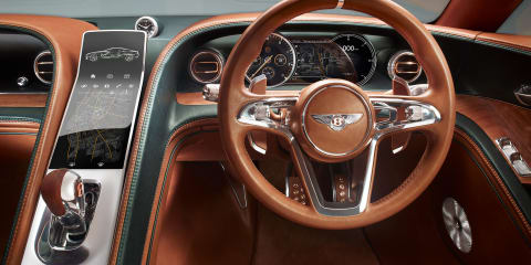 Bentley applying 'research and effort' into technology in chase of younger buyers