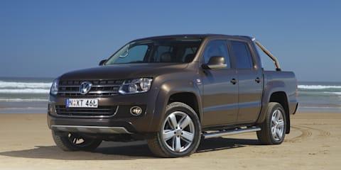 Volkswagen Amarok TSI300 Petrol & TDI340 Diesel launched