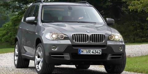 BMW X5 4.8i 3.0si 3.0d