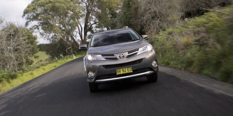 Toyota RAV4 Review :: GXL 4WD