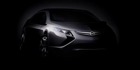 2009 Opel Ampera, new Euro Volt