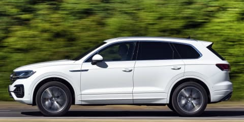 2019 Volkswagen Touareg gets 170kW V6 TDI option in the UK