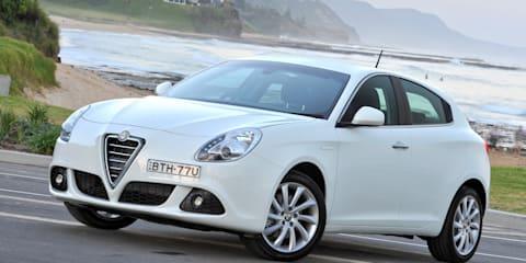 Alfa Romeo: New Cars 2012